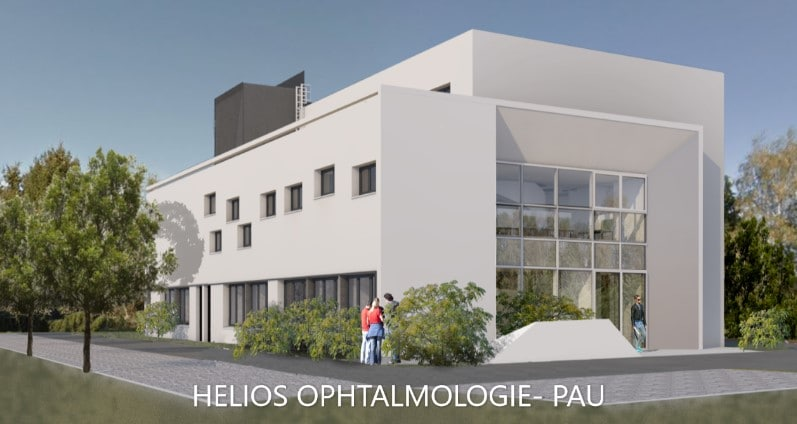 HELIOS OPTHALMOLOGIE CENTRE DE PAU