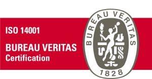 Logo Bureau Veritas Certification ISO9001